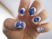 israel evil eye nails 10 blank