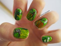 Henri Rousseau Jungle Nails | 10 Blank Canvases