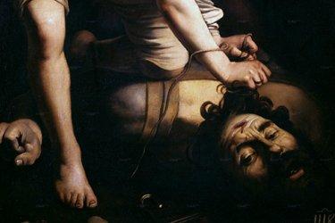 Davide e Golia di Caravaggio