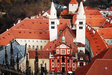 Praga  Il Castello di Praga