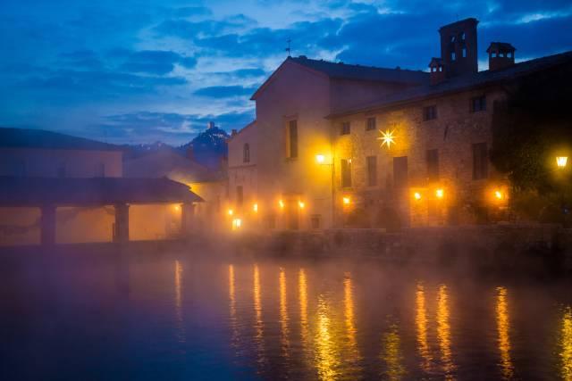Bagno Vignoni a Siena
