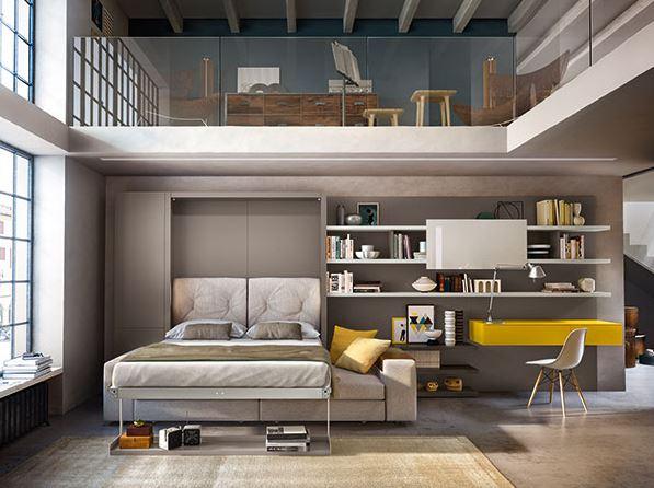 Aprovecha tu espacio con muebles multifuncionales