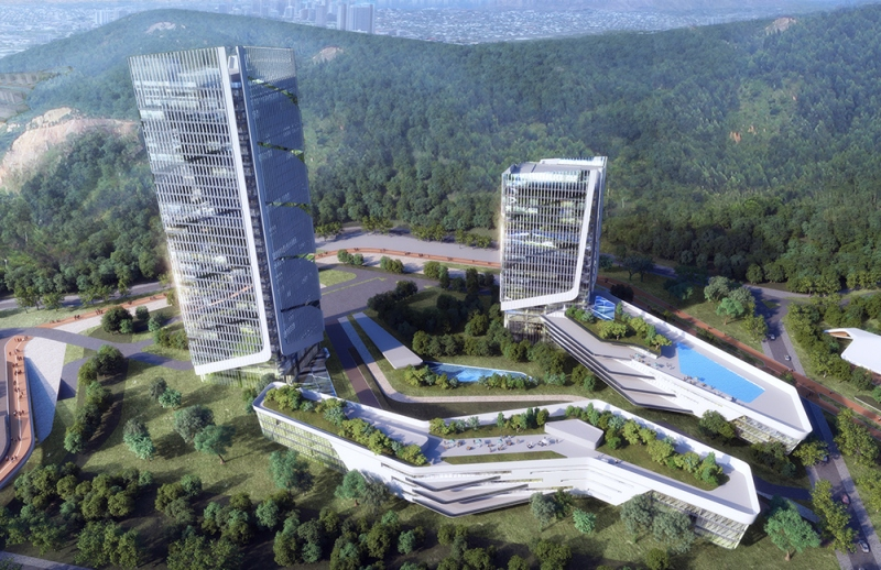 10 Design  International Design Competition  Zhuhai