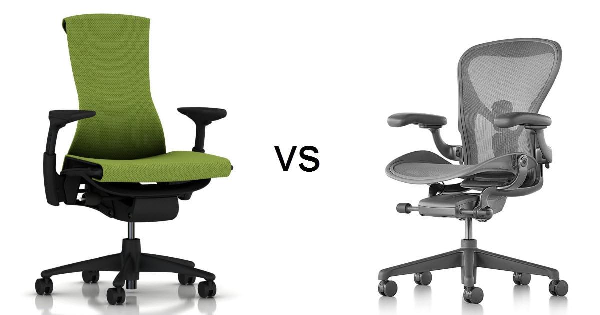 Gaming Chair Vs Aeron