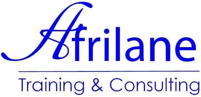 Logo de notre partenaire Afrilane pour le numérique.