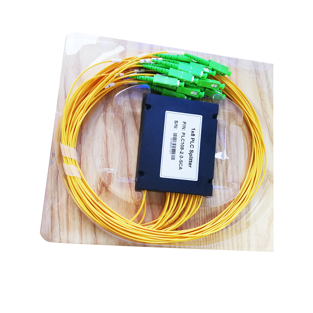 hight resolution of 1 8 abs box type plc splitter boxes modules with sc apc connectors