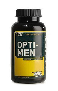 optimen multivitamins