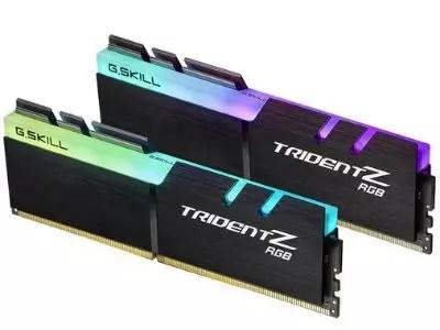 G.SKILL TridentZ RGB Series F4-3200C16D-32GTZR