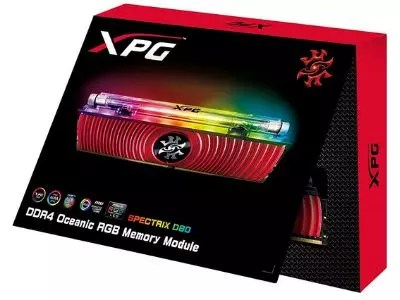 XPG Spectrix D80 AX4U360038G17-DR80