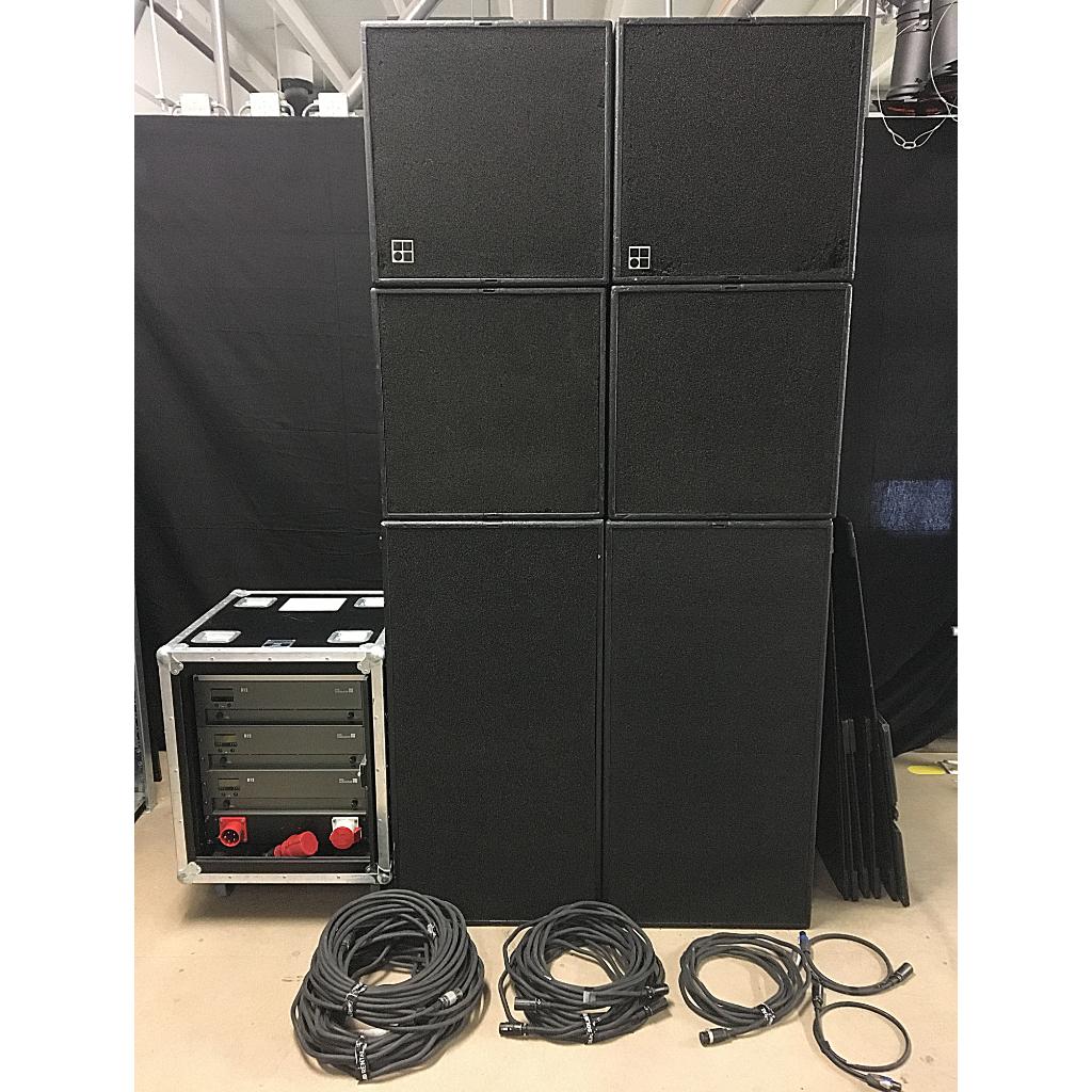 d b audiotechnik c7