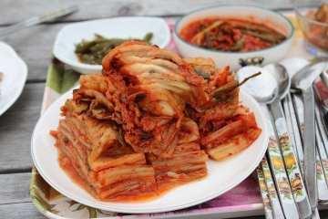 health benefits to kimchi
