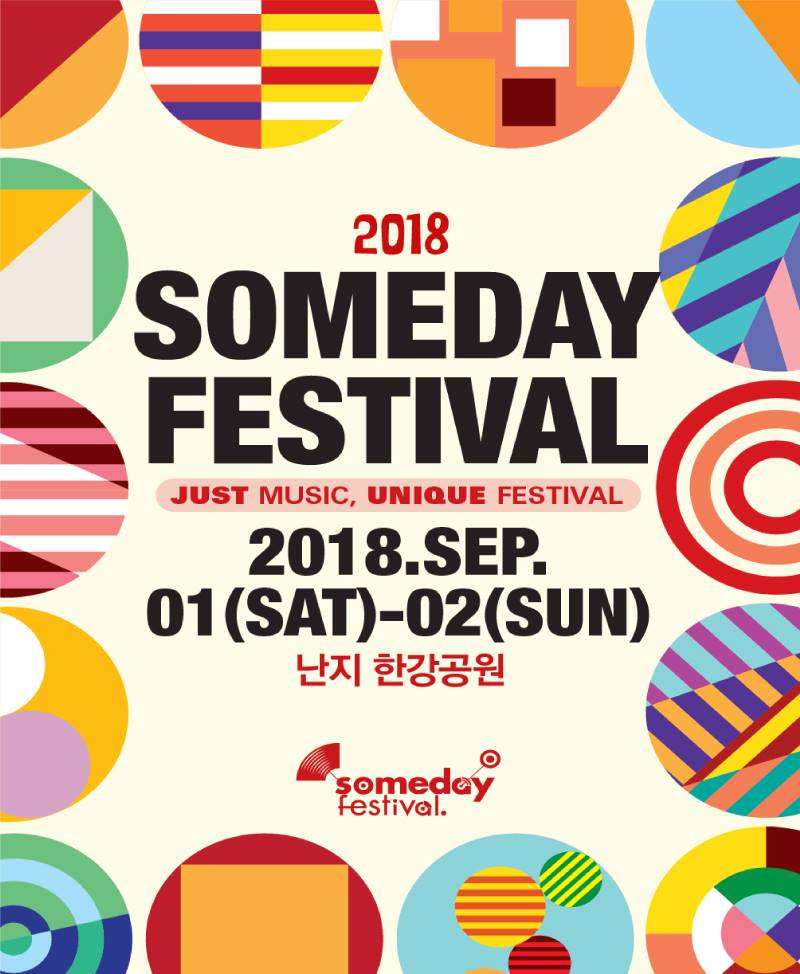 10 Things to Do in Seoul this September Someday Festival 2018