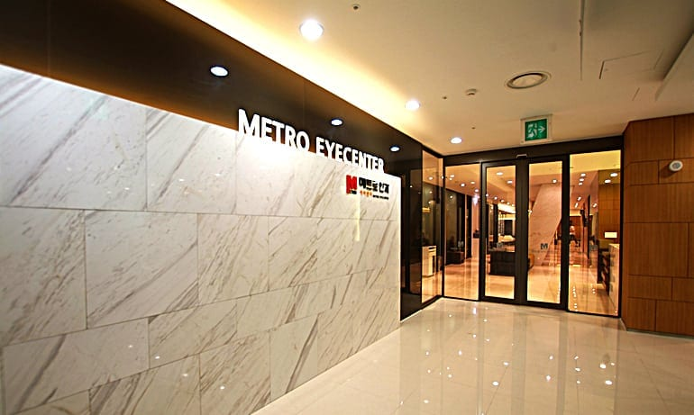 10 English Speacking Optometrists in Korea Metro Eye Center Daegu