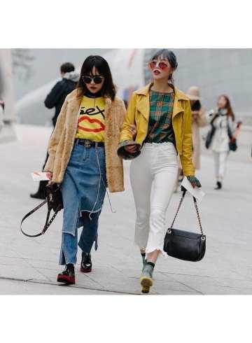 street fashion style seoul