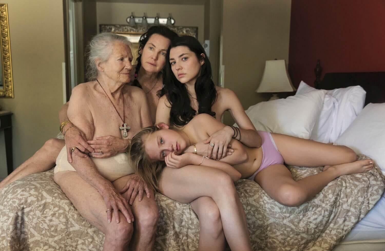 family naked