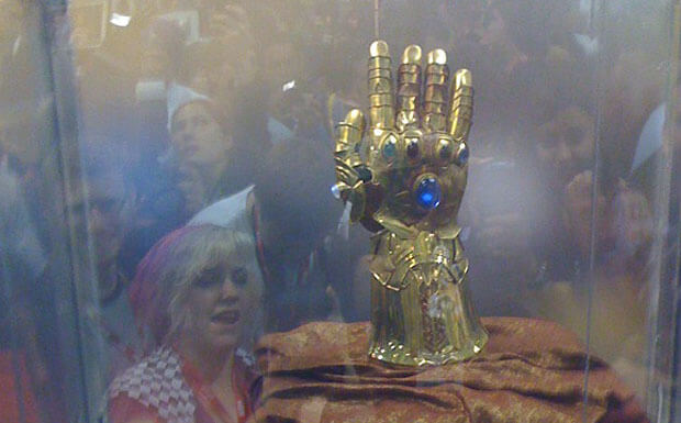 Avengers Movie Infinity Gauntlet