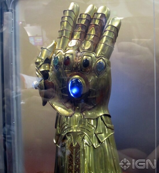 Thor movie Infinity Gauntlet