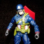 WWII Captain America from the Captain America the First Avenger toy line