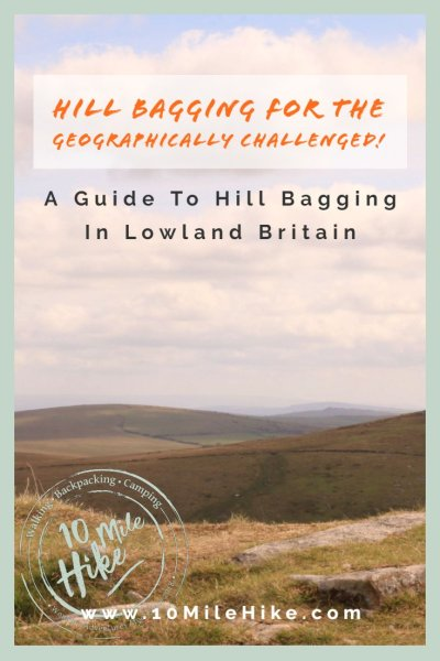 Hill bagging is popular with hikers in the UK, but the best hills aren't all in the uplands... The lowlands have a secret up their sleeve: The Marilyns! Discover a list of hills for the geographically challenged!