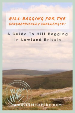 Hill bagging is popular with hikers in the UK, but the best hills aren't all in the uplands... The lowlands have a secret up their sleeve: The Marilyns. Discover a list of hills for the geographically challenged!