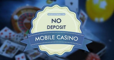 4 Best No Deposit Mobile Casinos to Play with iPhone