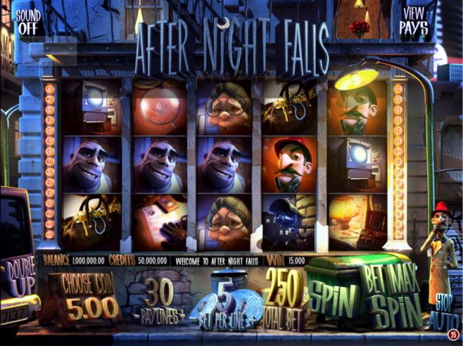 After Night Falls (Betsoft Gaming)