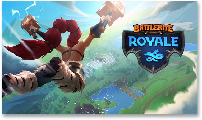 Battlerite and Battlerite Royale