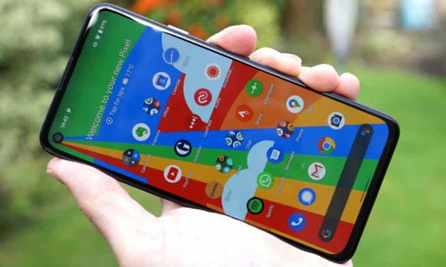 Best cheap 5G phone Google Pixel 4a 5G