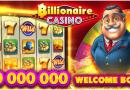 Billionaire slots welcome