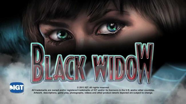 Black Widow (IGT)