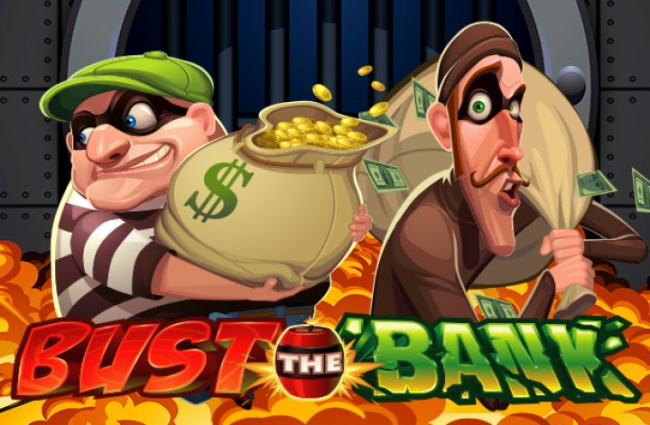 Bust the Bank (Microgaming)