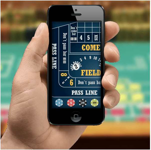 Guide to play craps with mobile