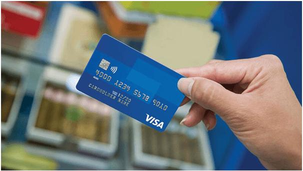 Credit card deposits US casinos