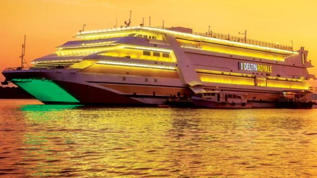 . Deltin Caravela Casino – Mandovi River, Goa, India
