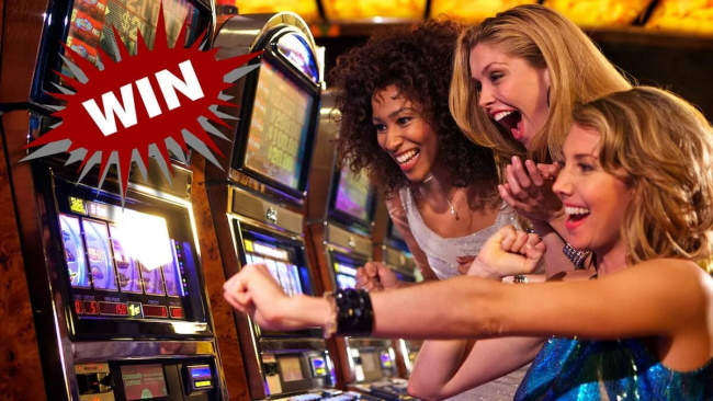 How does it feel to win big on slots