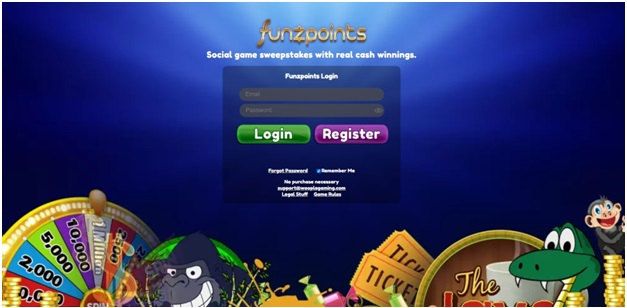How to play at Funzpoints Casino to win real cash