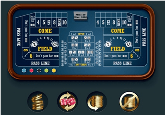 How to play craps with mobile