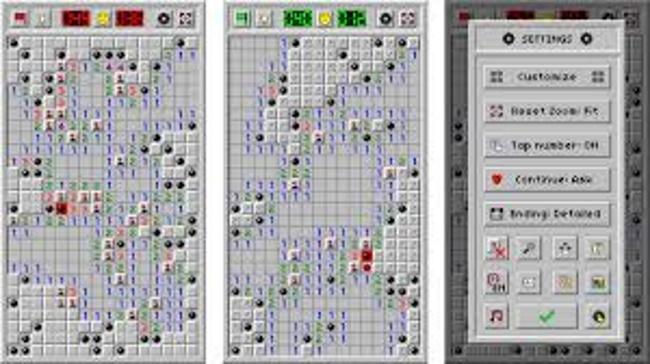 Minesweeper – Antimine