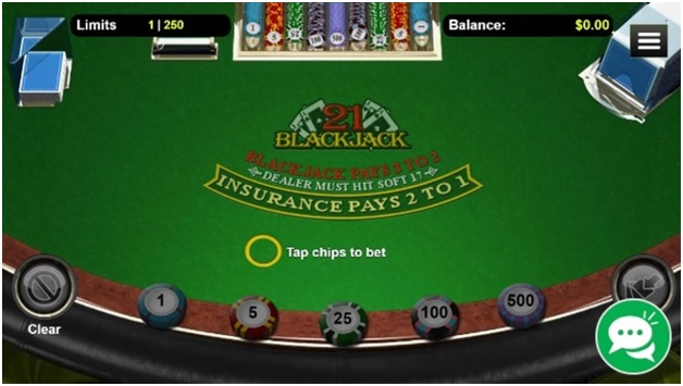 Play Croco Casino- Table Games