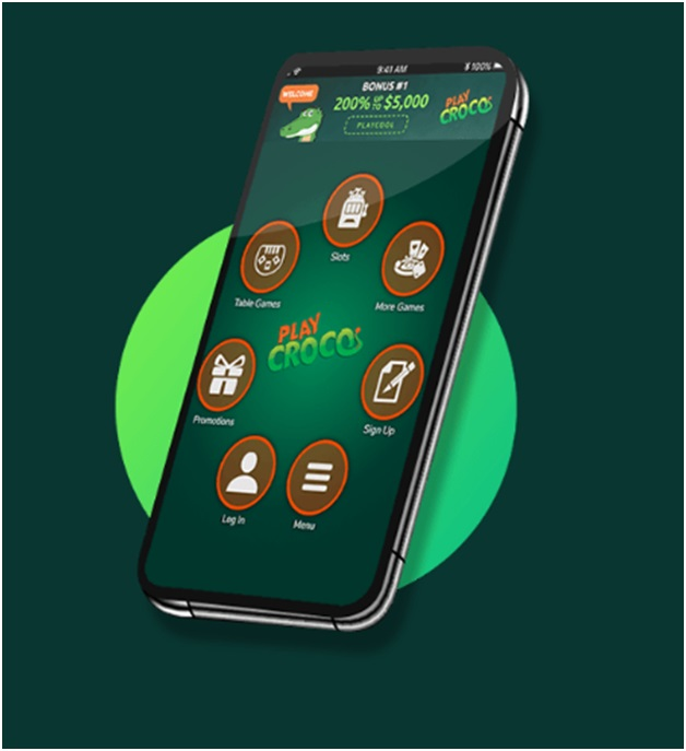 Play Croco Mobile