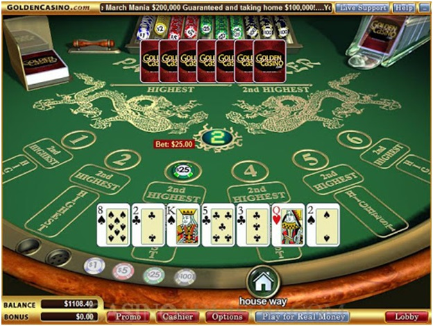 Play free Pai Gow online