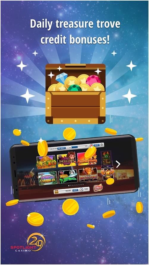 Spotlight 69 app features