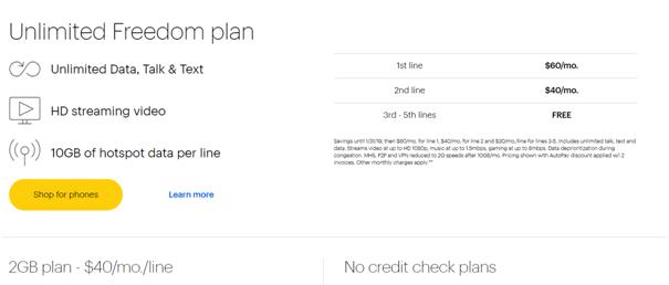 Sprint- prepaid plans