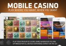 Is it safe to play on a mobile casino app?