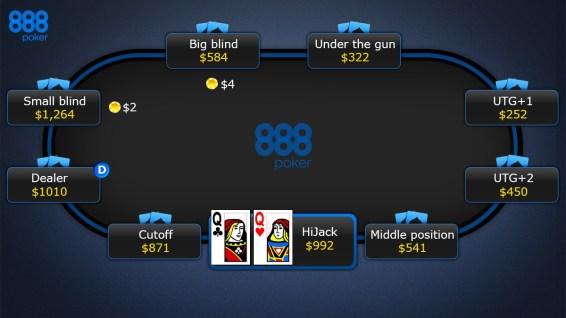 Texas holdem poker 888 poker