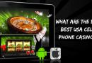 What are the five best USA cell phone casinos