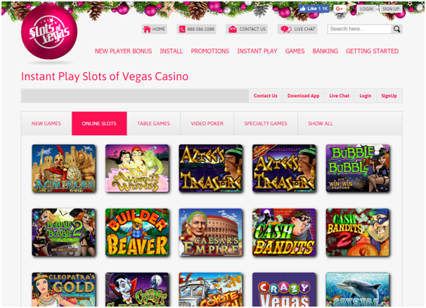 Slots of Vegas Casino