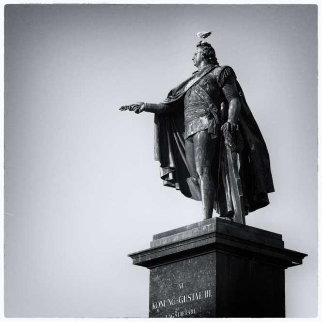 King Gustaf III