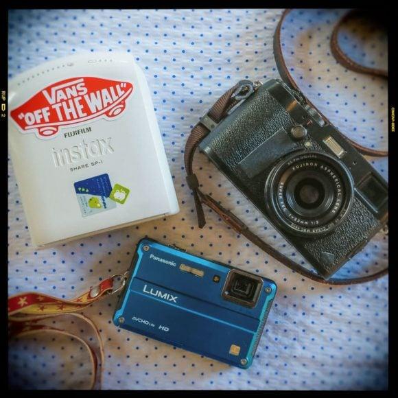 """My 2016 Camera Kit"" USA. Texas. Cedar Park. 2016."