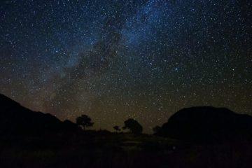 """Starry Night"" Big Bend, 2016"